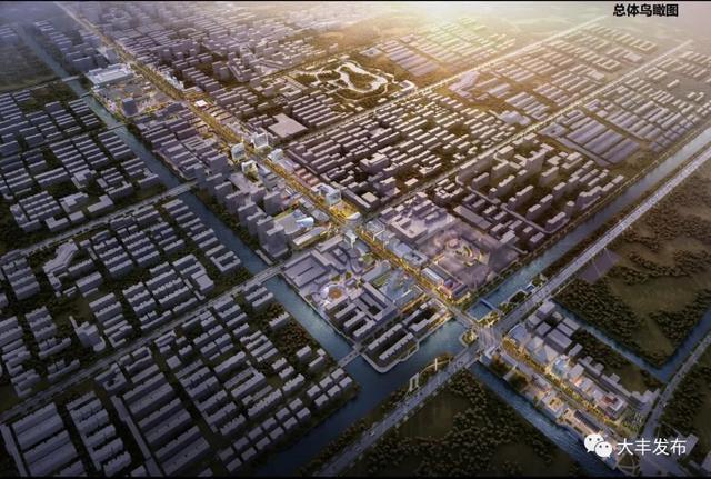 大丰区人民路海派风情街提升工程社会稳定风险评估公示